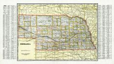 State Map, Phelps County 1920